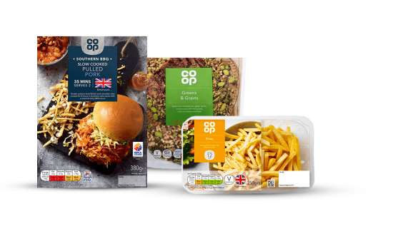 Co-op £6 meal deal