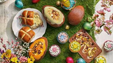 The Easter Range