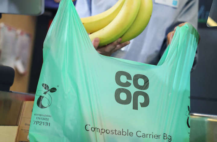 Packaging and recycling - Co-op