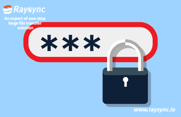 Raysync Security Design: Account&Password Protection
