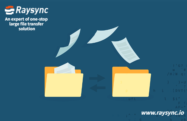 How to Share Files with Raysync File Transfer Software?