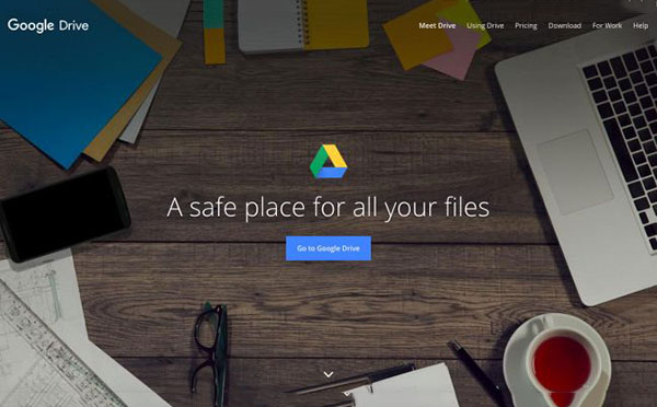 Google-drive-file-transfer