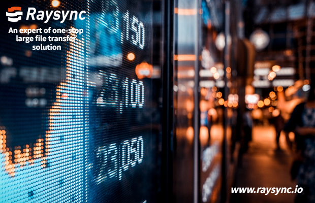 Raysync | How to Transfer 100GB Large Files Cross-border?