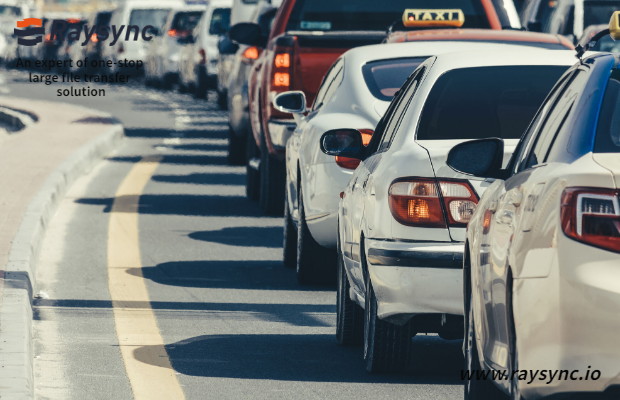 The File Transfer Solution Provided by Raysync for Automobile Industry