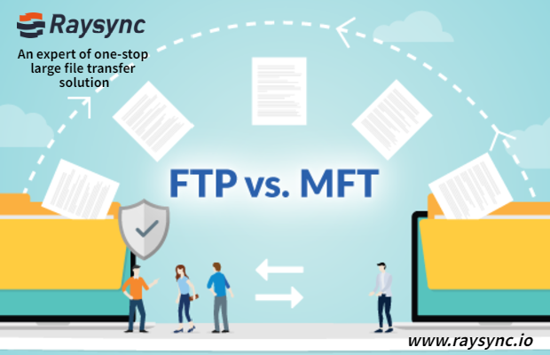 What is the Difference Between FTP and MFT?