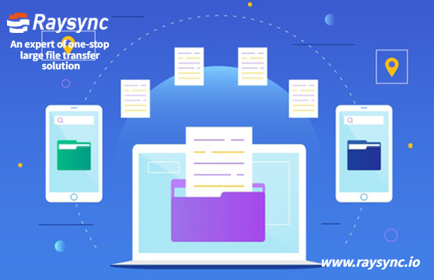 How Does Raysync Manage the Transmission of Data?
