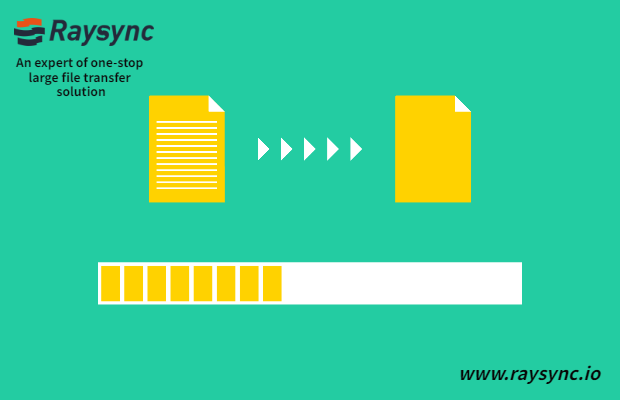 Raysync - This File Transfer Software Will Initiate File Synchronization Every 10 Seconds