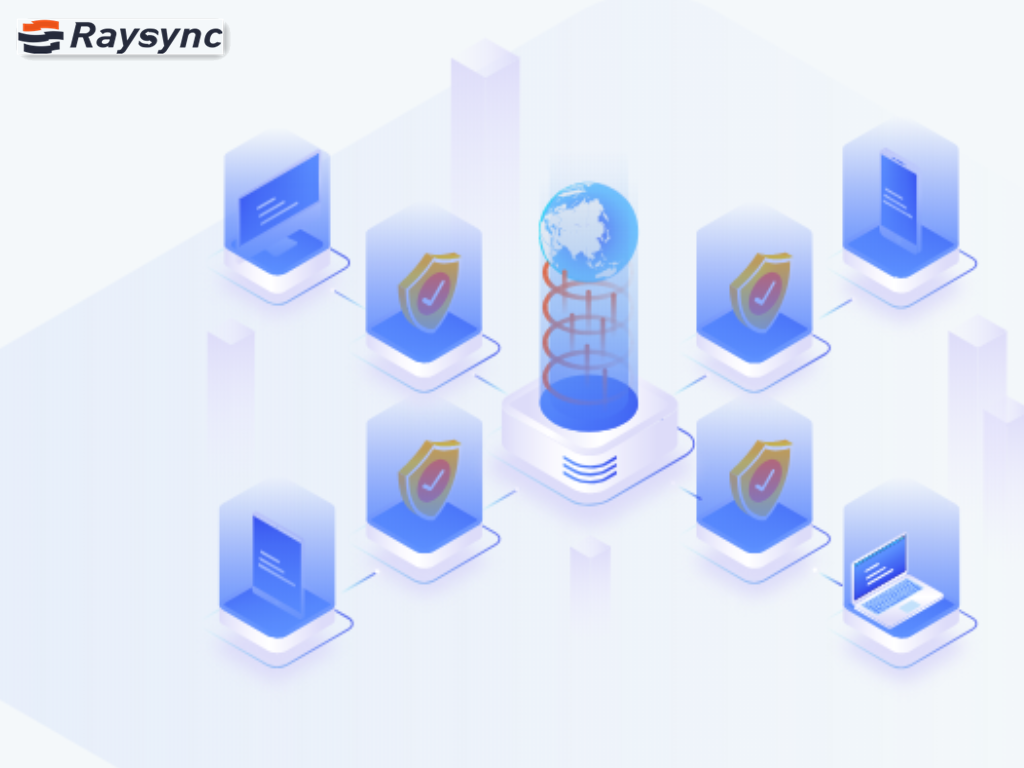 Raysync file transfer software