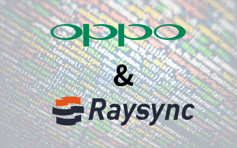 Raysync Transmission Helps OPPO to Solve the Transnational Data Transfer Problems in WAN