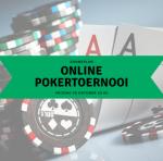 Zonneplan Online Pokertoernooi