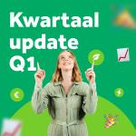 Kwartaalupdate: Q1 2021 📈