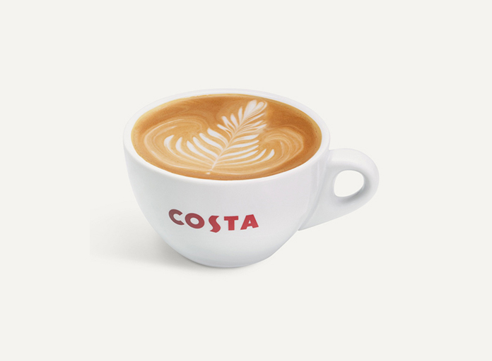 Costa Coffee Flat White