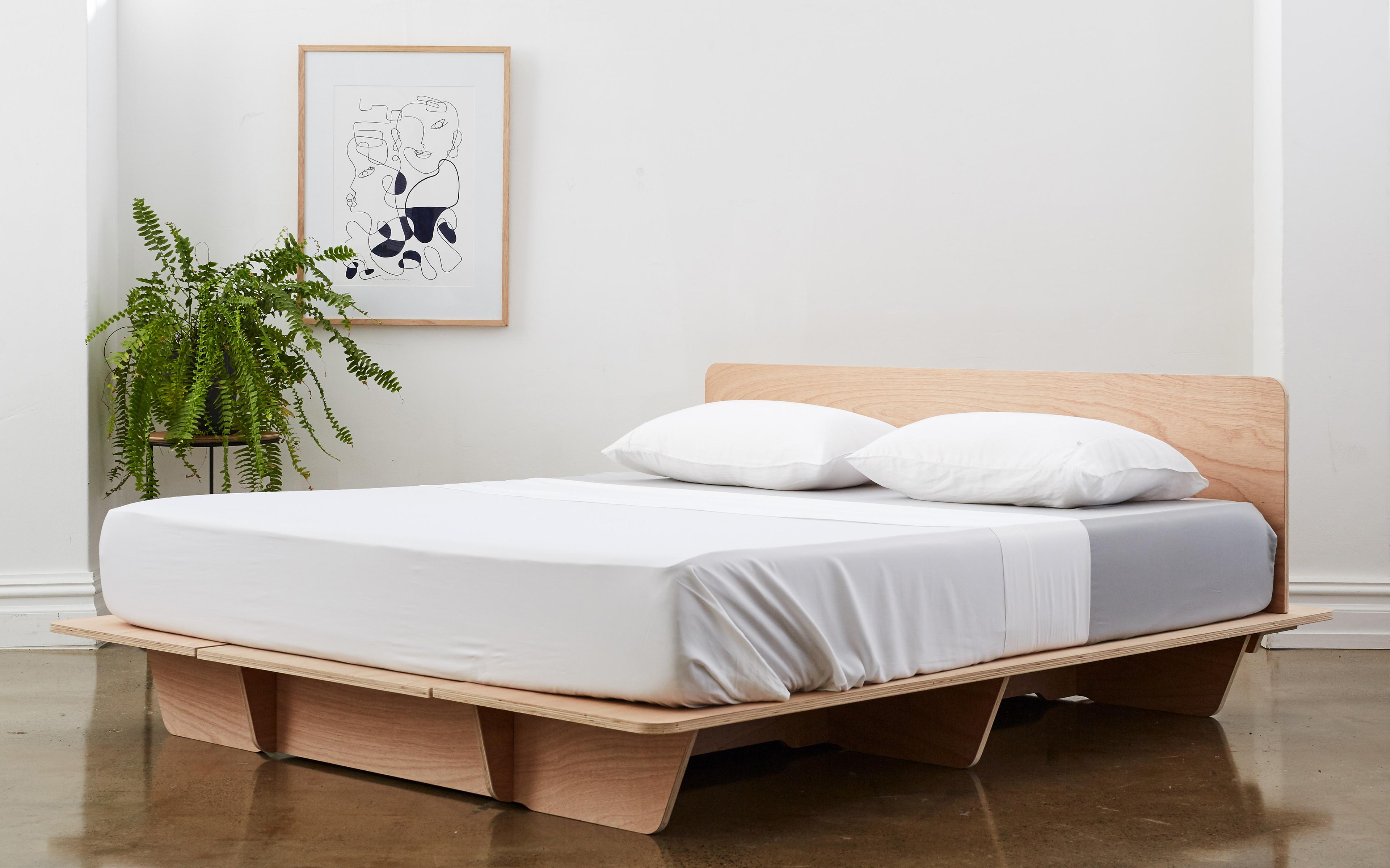 The Koala Timber Bed Base Free Express Delivery Easy Assembly Koala