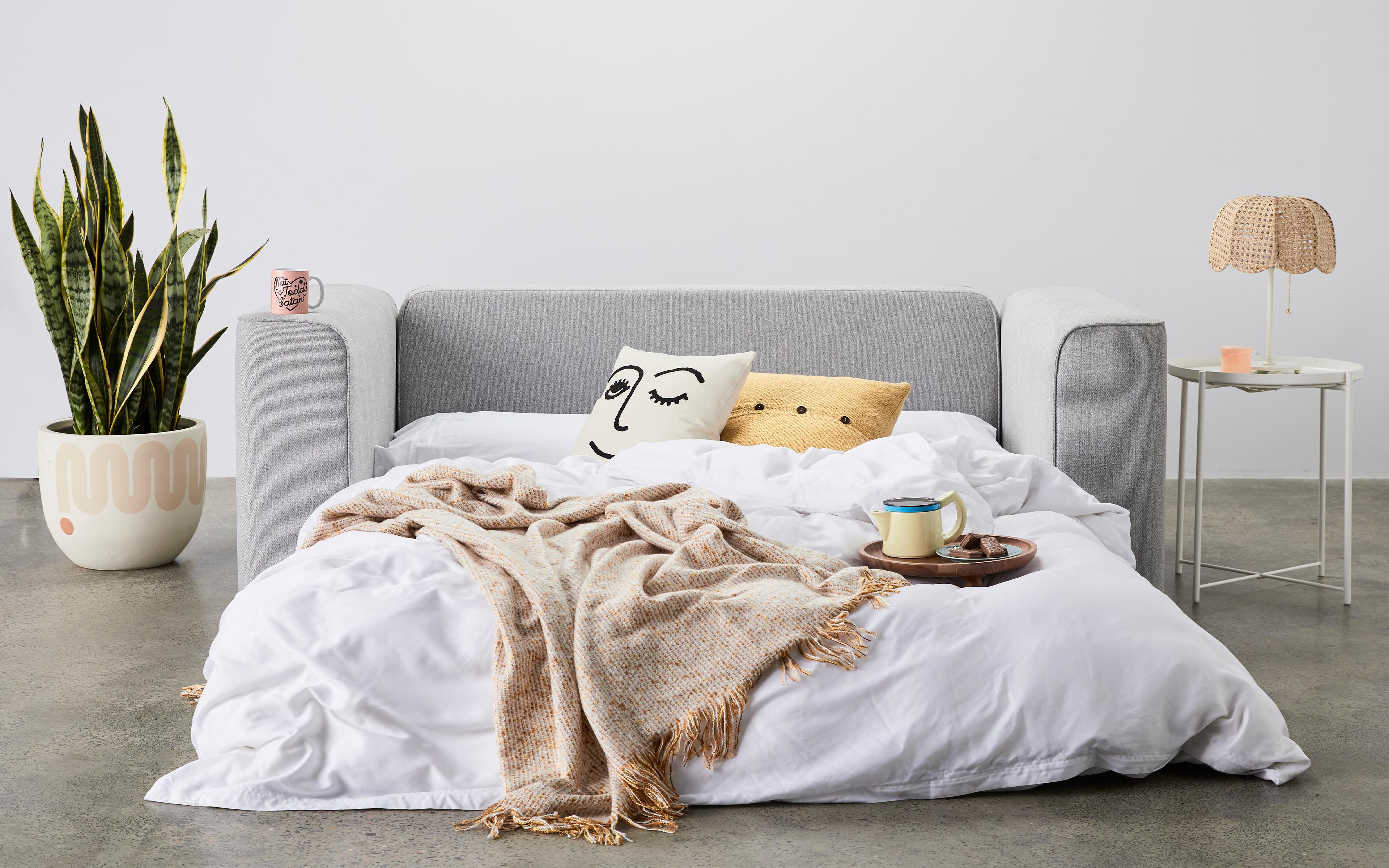 The Koala Sofa Bed Single Double And Queen Sofa Beds With A Koala Mattress Koala