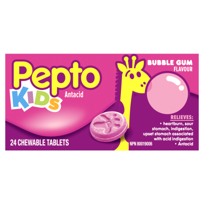 Pepto Kids Chewables