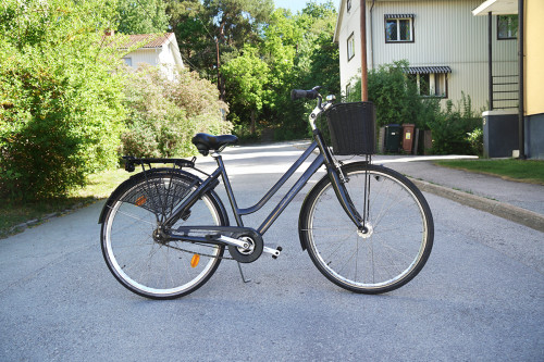 cyklar till salu blocket