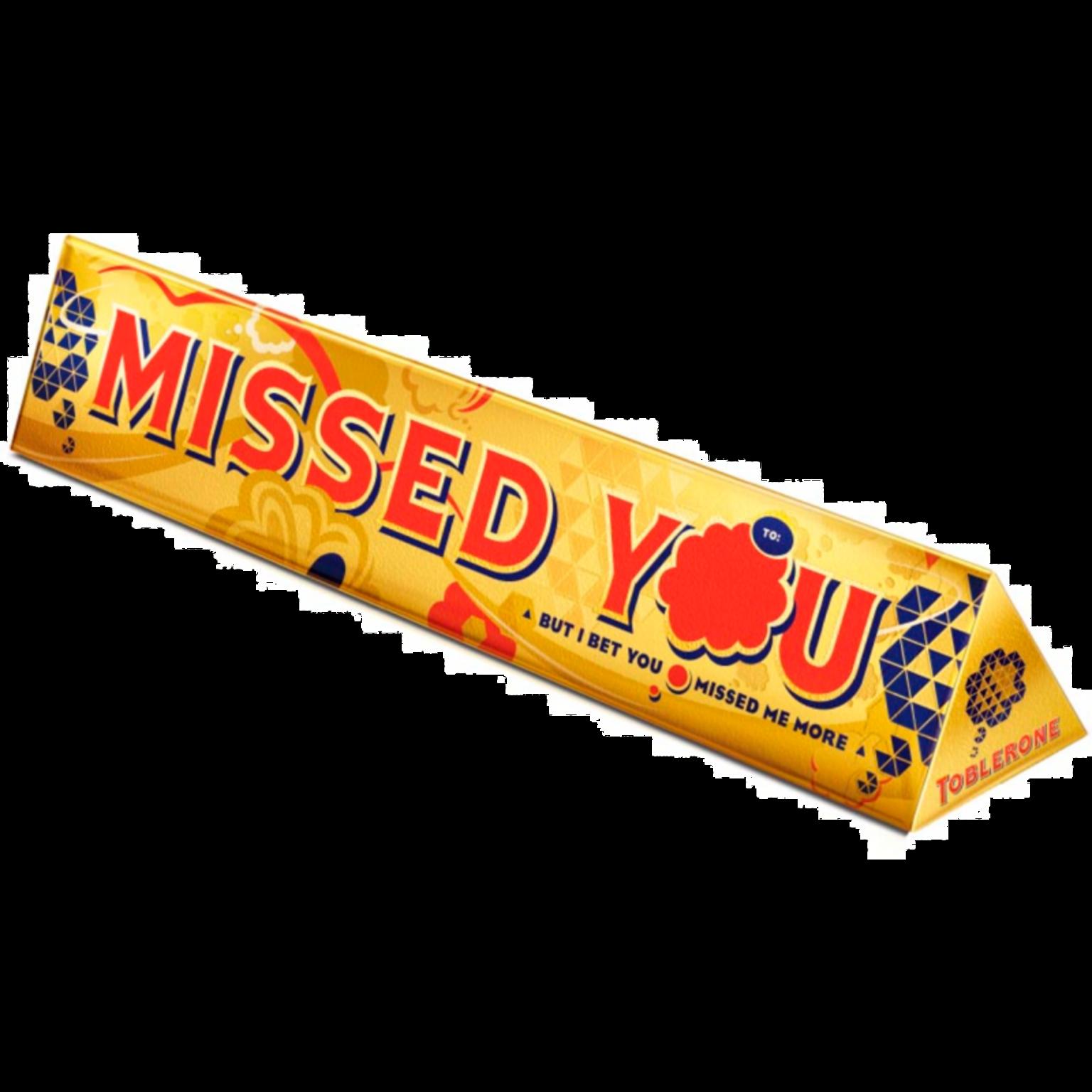 Toblerone Messages 360g
