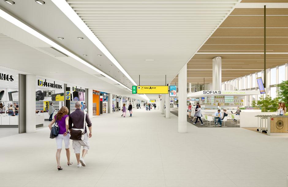 New pier © architectenbureau cepezed