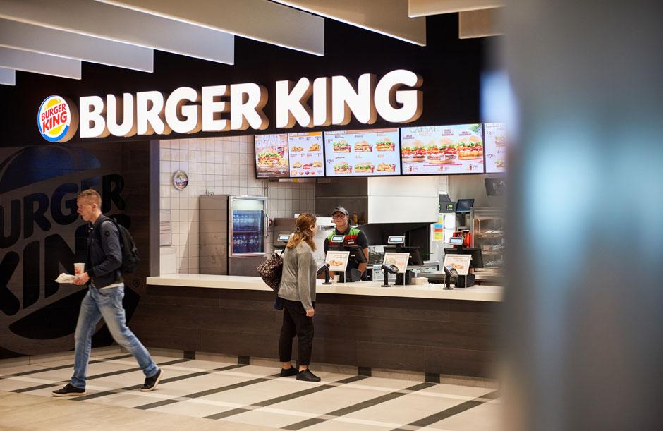 Schiphol | Burger King