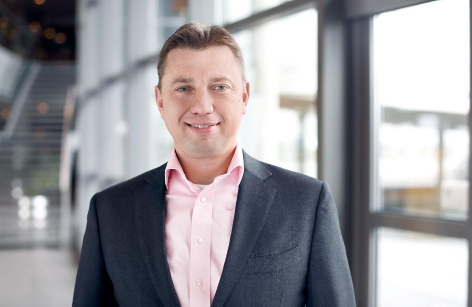 Projectmanager Dennis Veltkamp