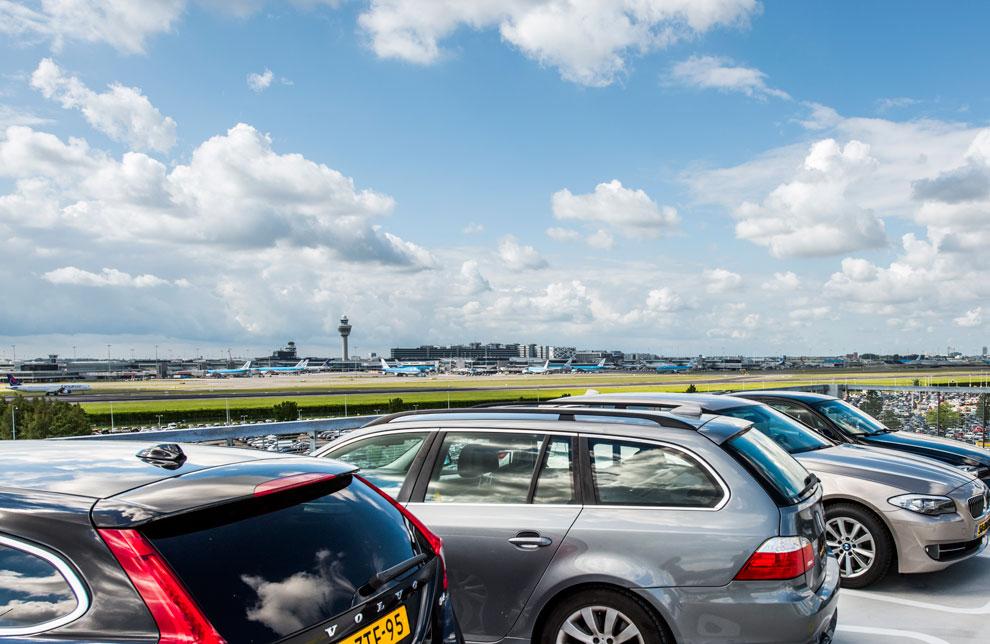 Schiphol verandert, parkeren verandert mee