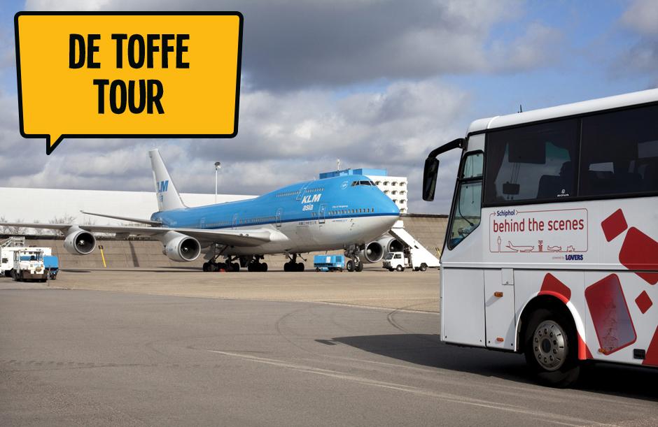 De toffe tour - Dagje Schiphol