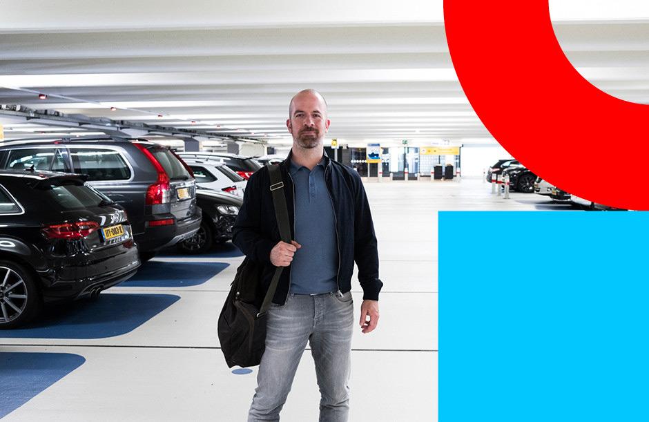 parking Schiphol