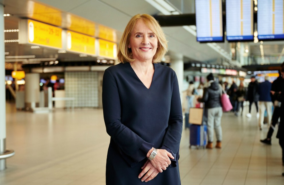 Jabine van der Meijs - Chief Financial Officer (CFO) Schiphol