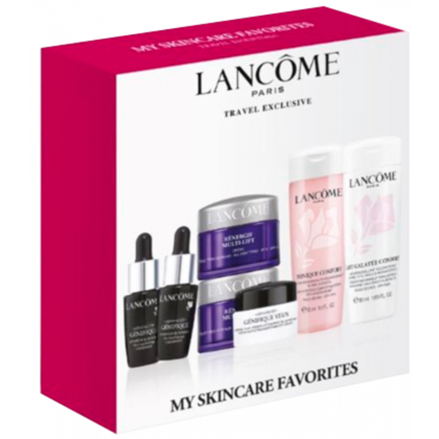 Lancôme My Skincare Favorites
