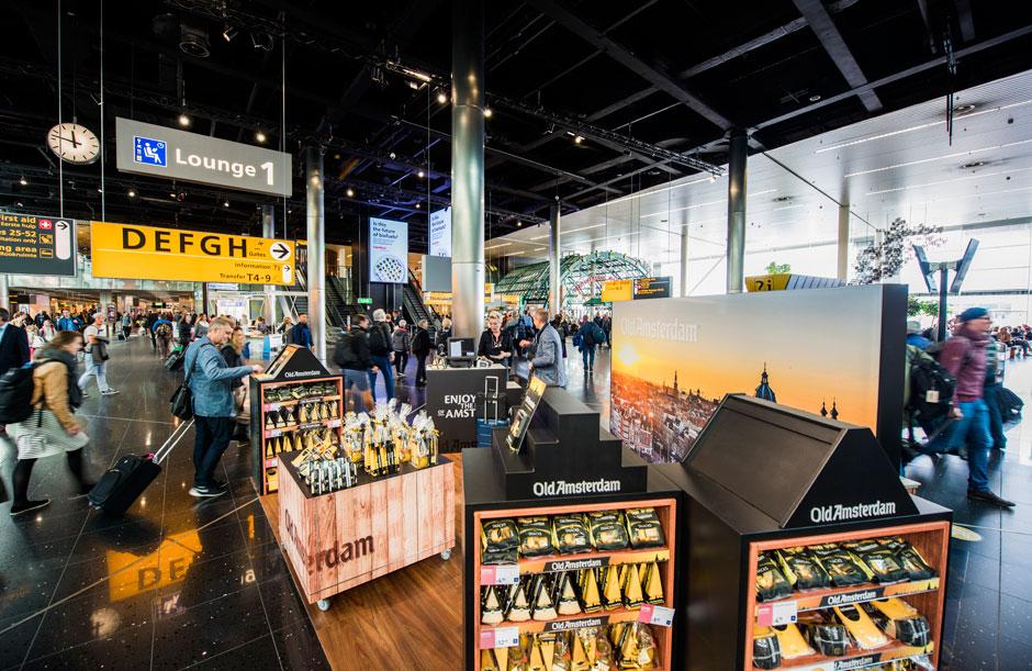 Old Amsterdam: a souvenir to tickle the tastebuds