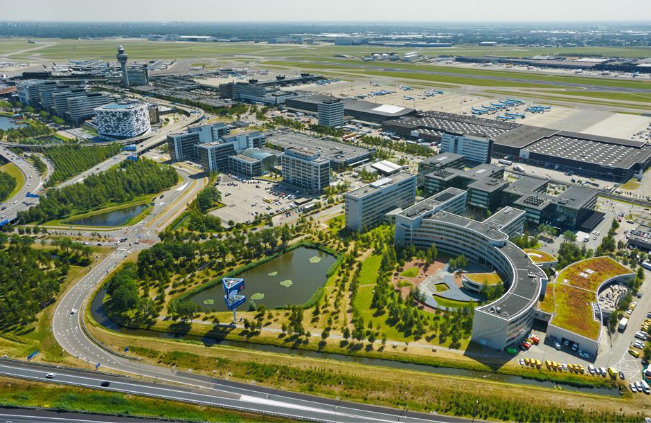 Amsterdam-Airport-Schiphol-Mainport