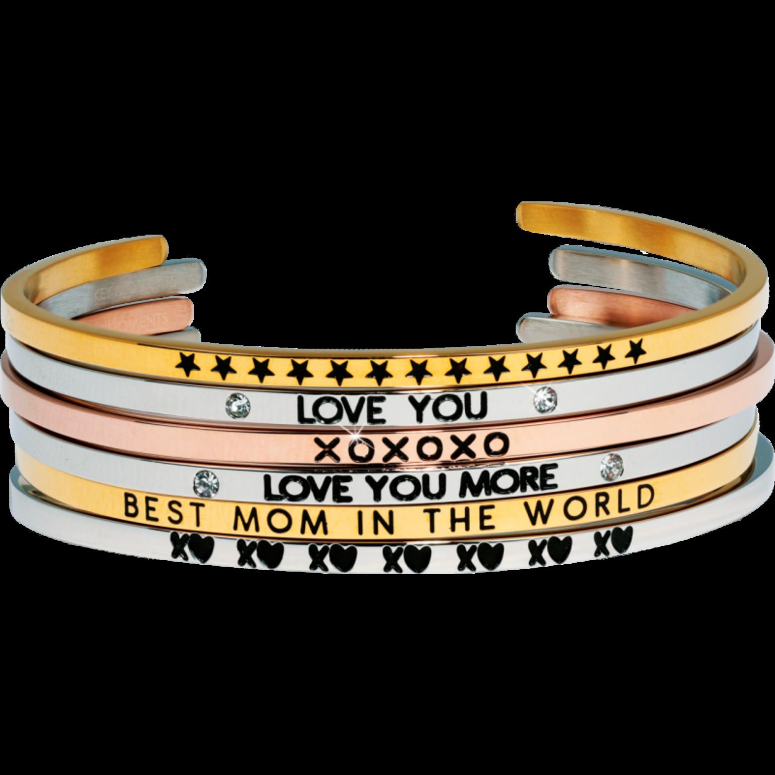 Key Moments Fashionable bracelet