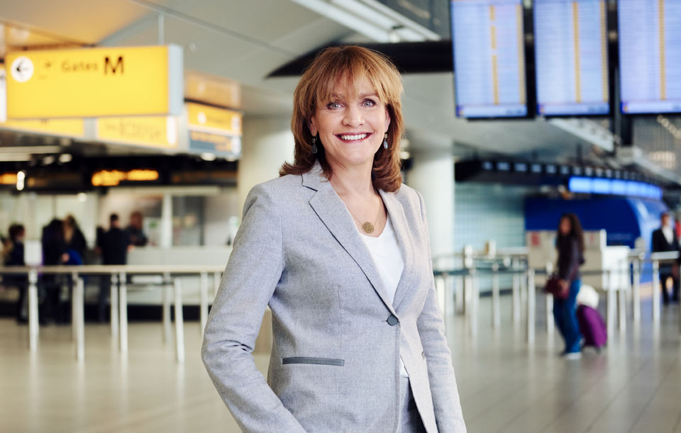 Birgit Otto - Chief Operations Officer (COO) Schiphol