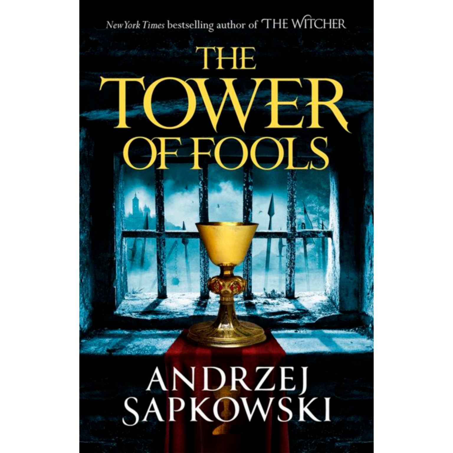 The Hussite Trilogy (01): The Tower Of Fools