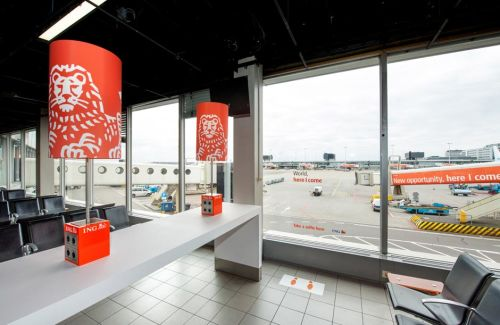 Your brand comes alive at Schiphol