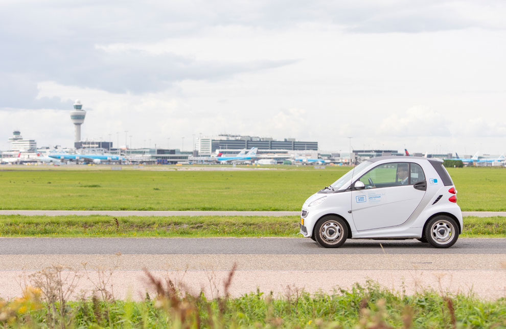 Car To Go >> Schiphol Share A Car To And From Schiphol