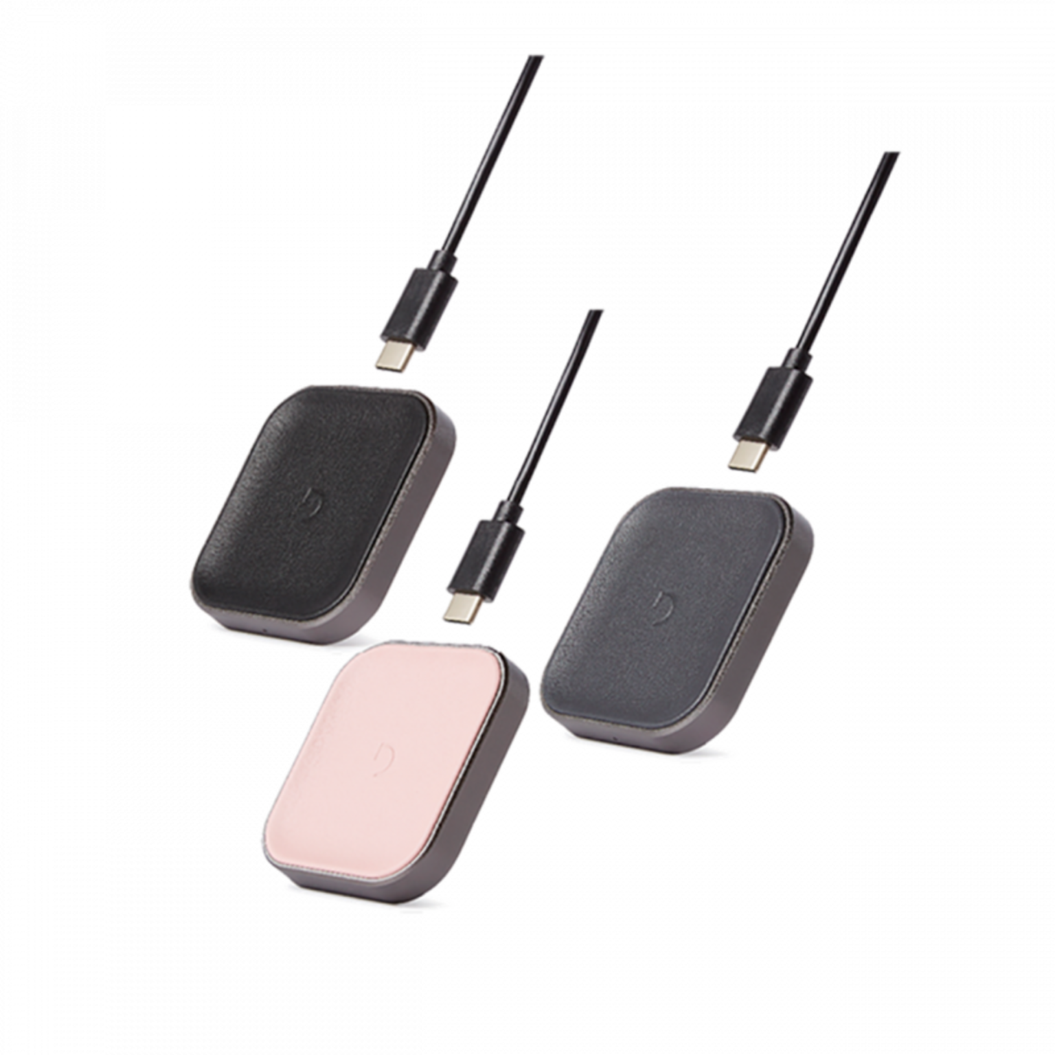 Decoded Leather charger