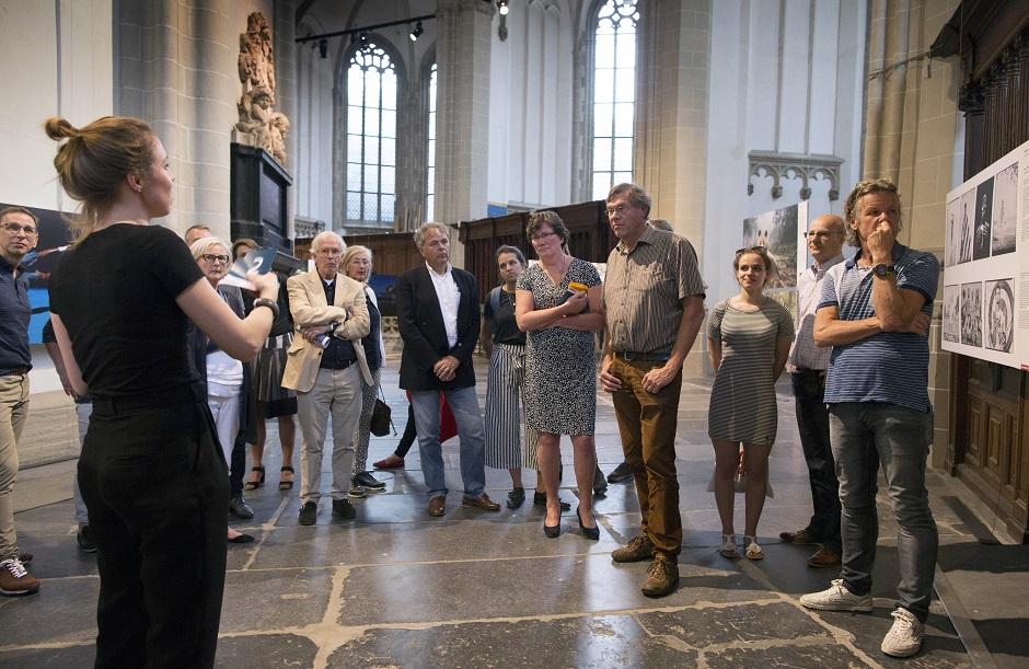 World Press Photo en Schiphol Privium 21