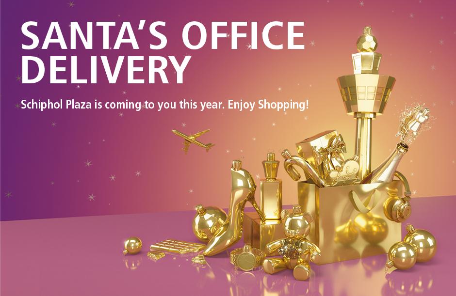 Header Santa office delivery