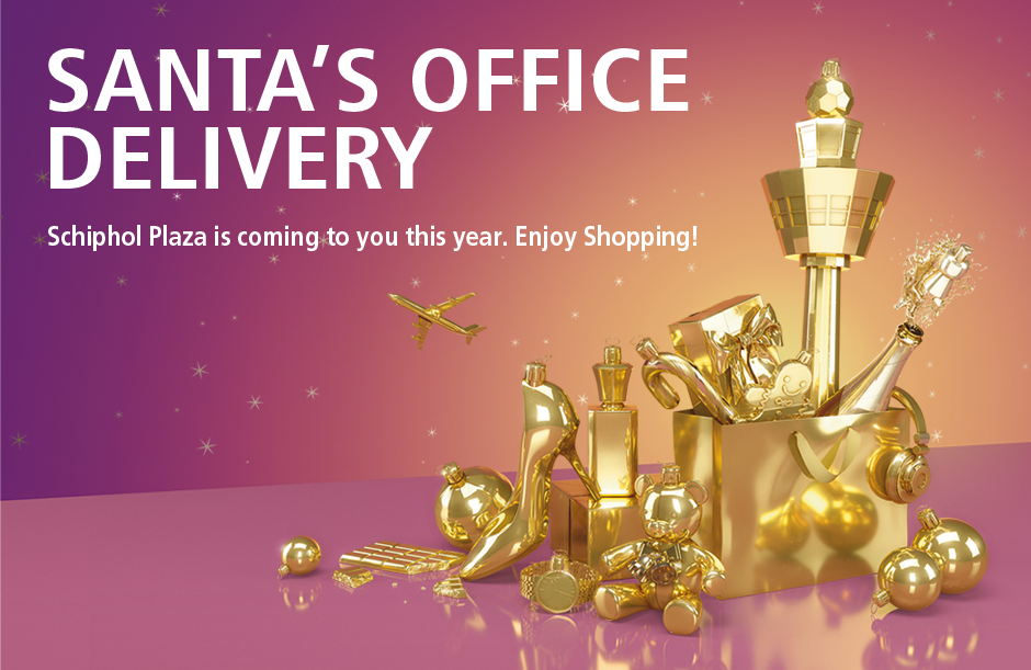 Header Santa office delivery