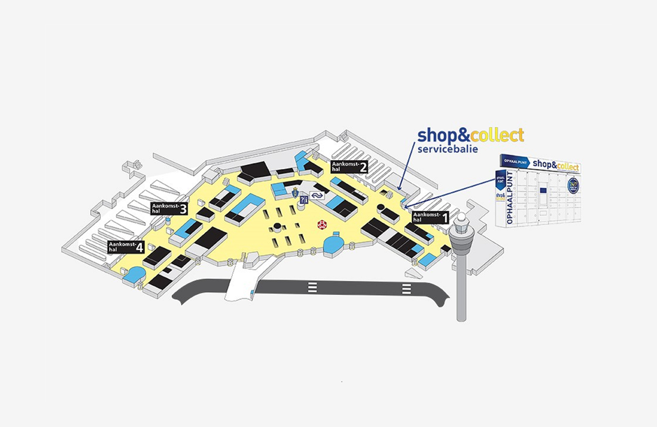 map shopAndCollect