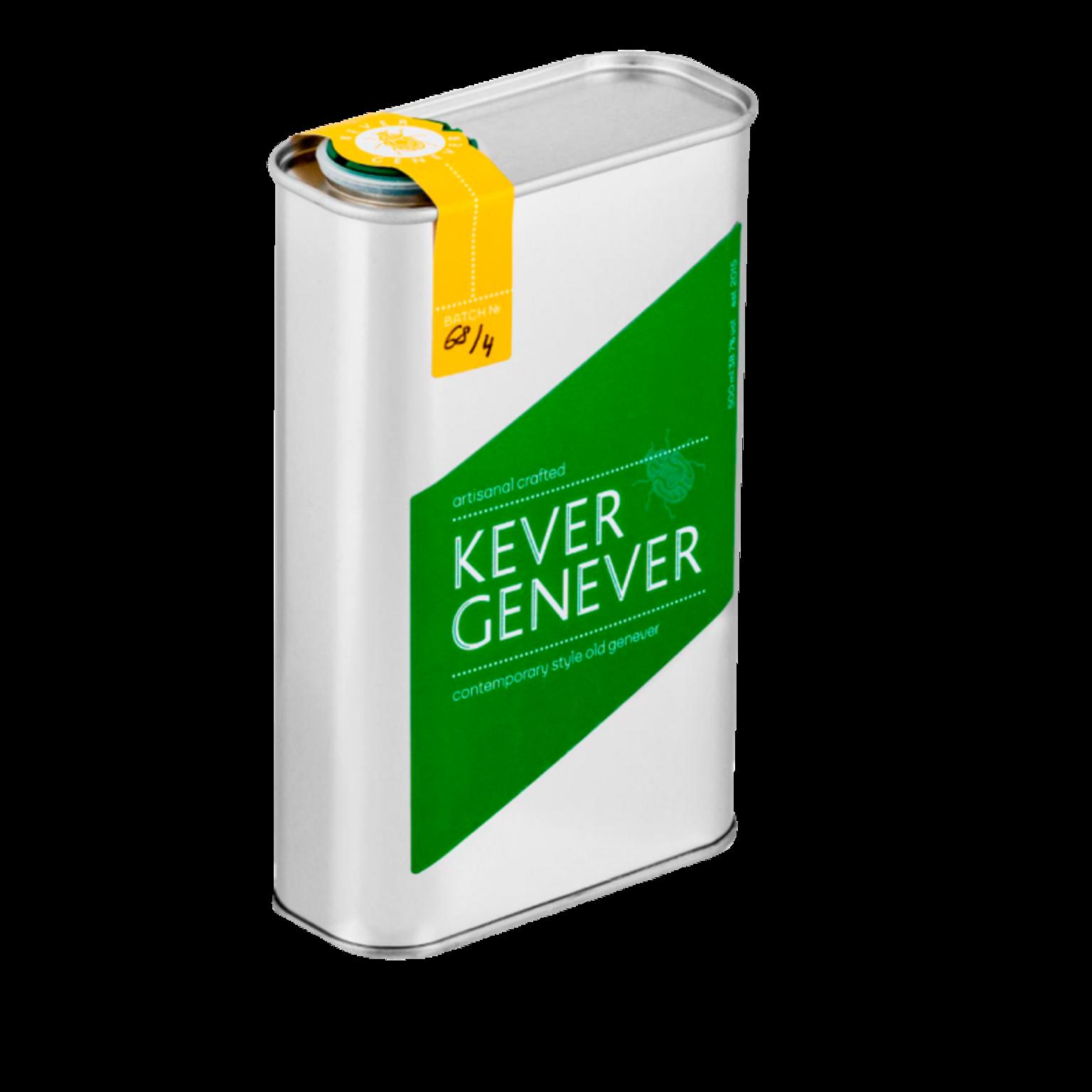 Kever Genever Origineel 38.7% 0.5L, Tin