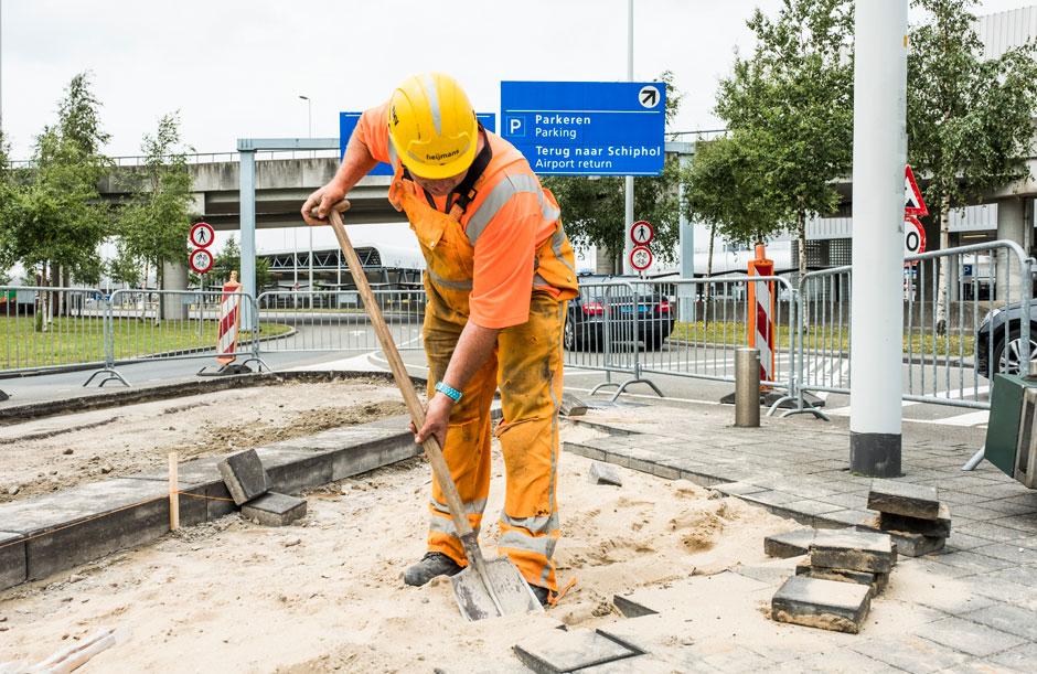 Schiphol Boulevard closed temporarily