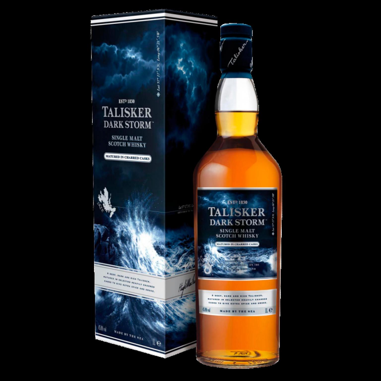 Talisker Dark Storm 45.8% 1L
