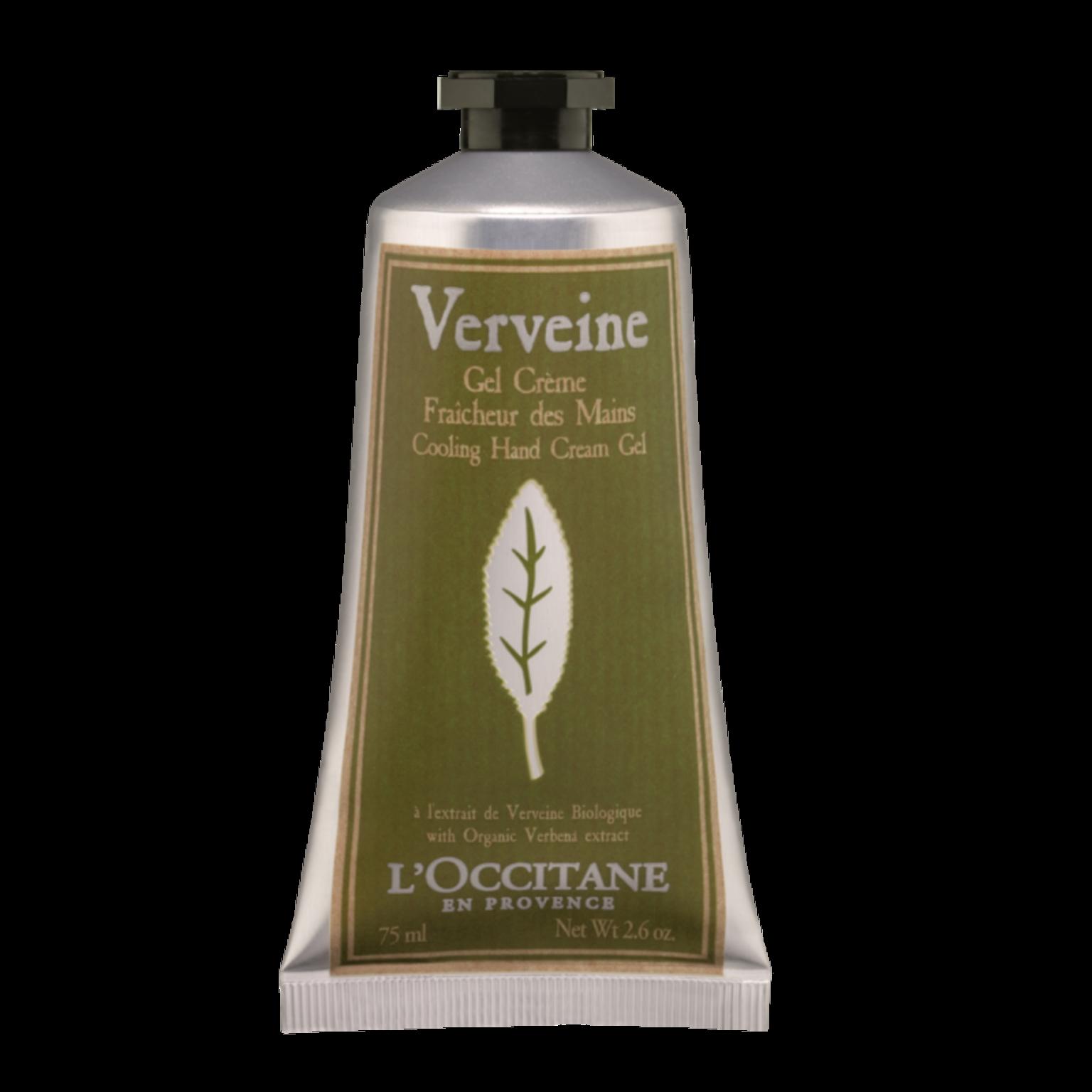 L'Occitane Verbena Cool Gel Hand treatment 75ml