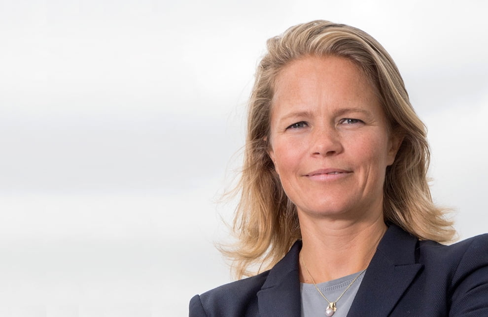 Hanne Buis: Chief Projects & Assets Officer (CPAO)
