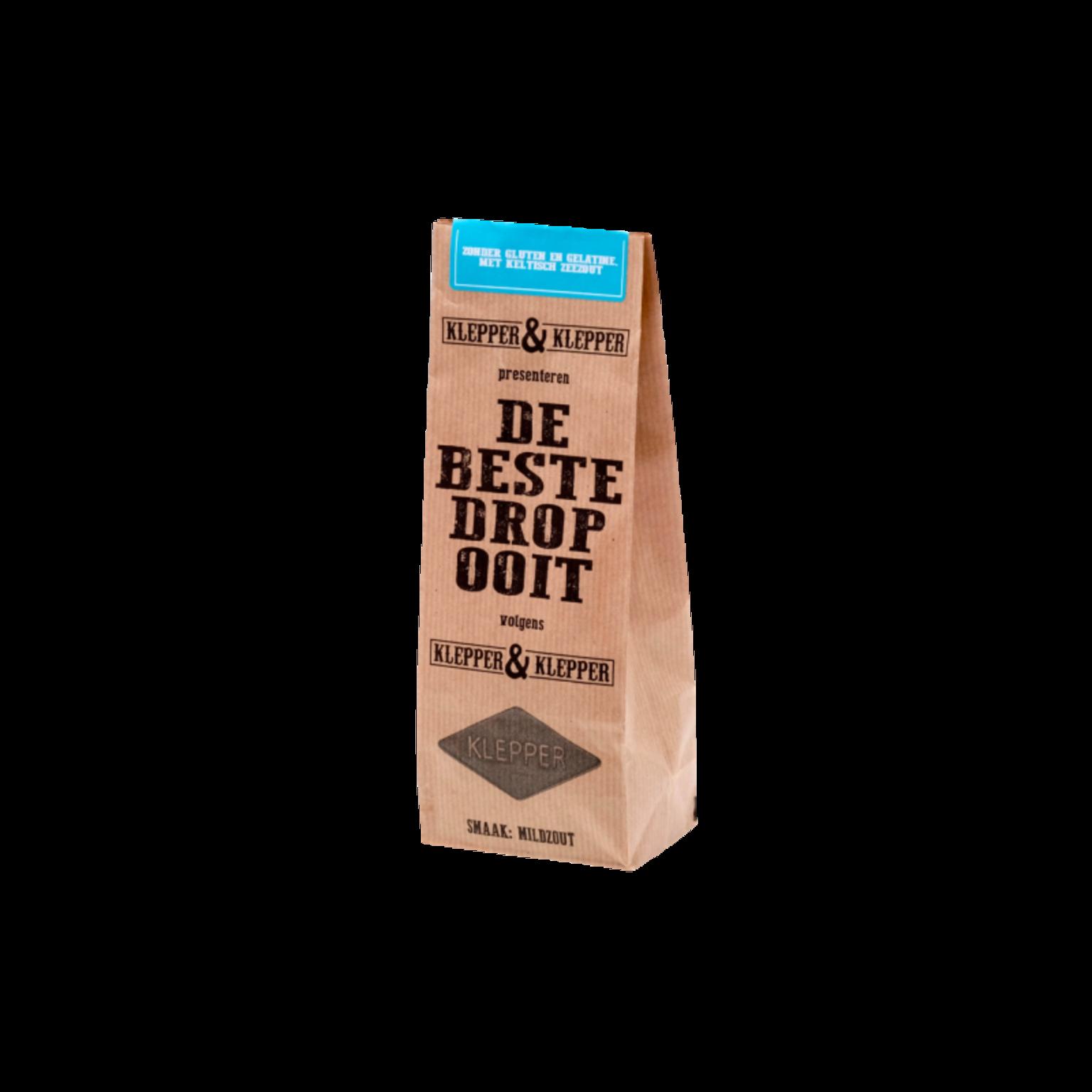 De Beste Drop Ooit Lightly Salted 200 grams