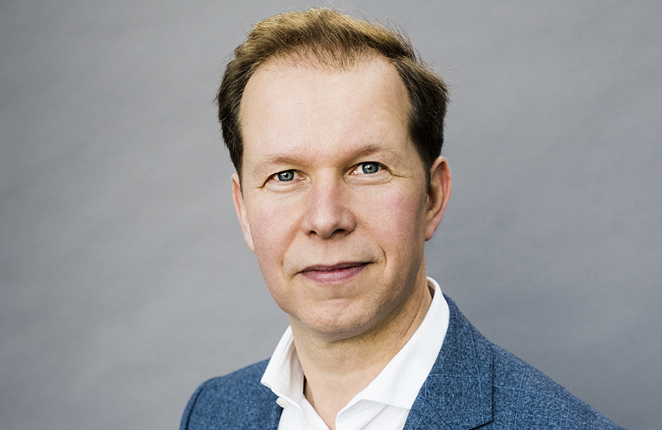 Henk Jan Gerzee, Chief Digital Officer bij Royal Schiphol Group