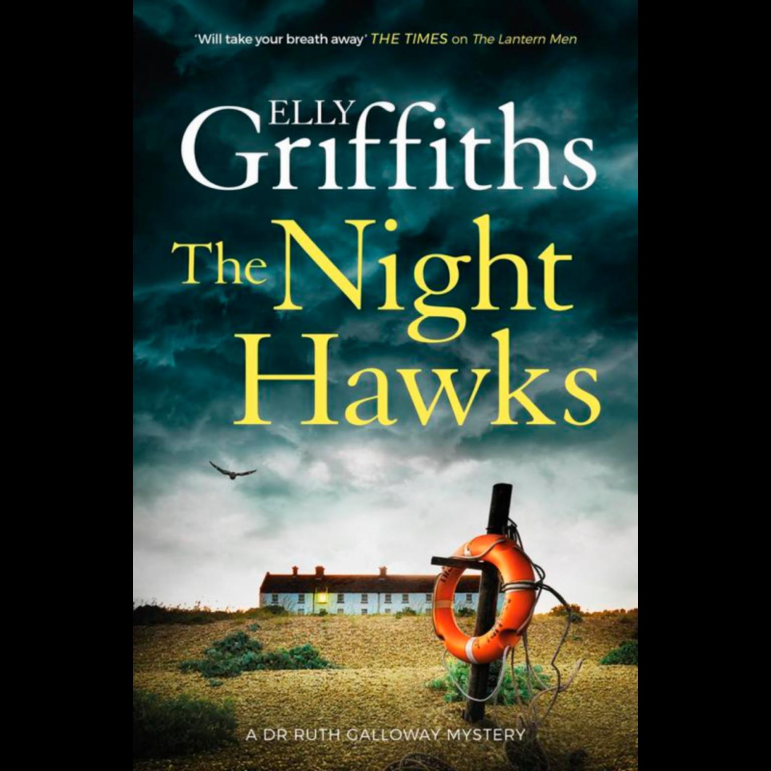 Dr Ruth Galloway The Night Hawks