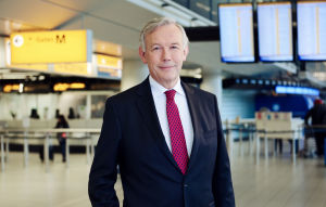 Jos Nijhuis - Chief Executive Officer (CEO) Schiphol